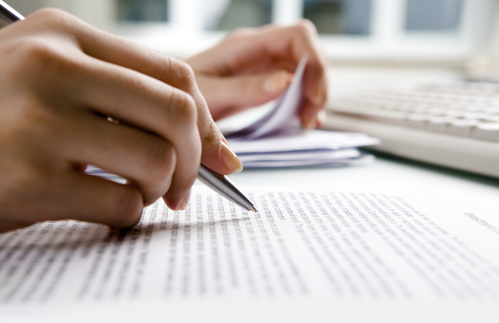 Learning how to write a description of your business