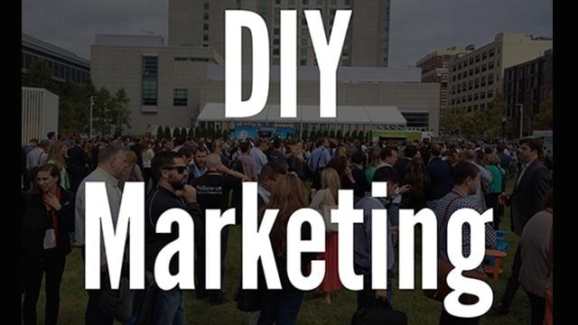 DIY marketing tools