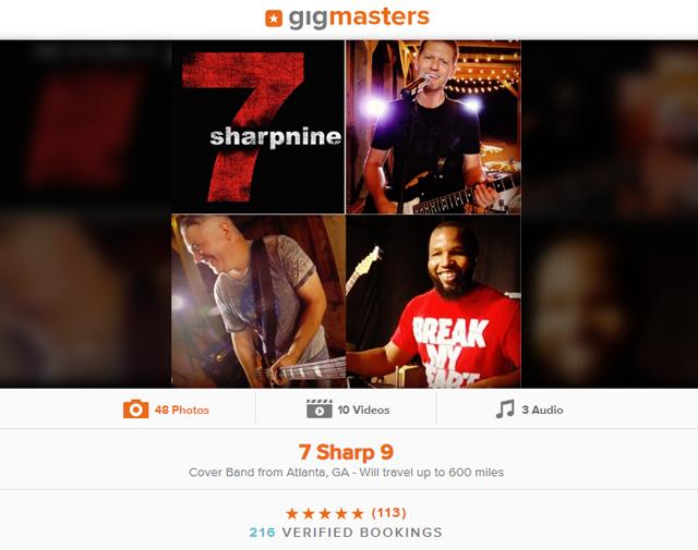 7 Sharp 9