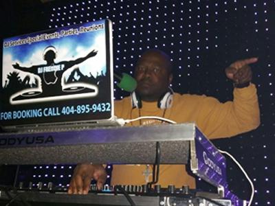 DJ Freddie P
