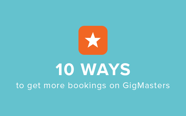 Get More GigMasters Bookings