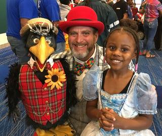 Phil Nichols - Magician/Ventriloquist from Houston, TX