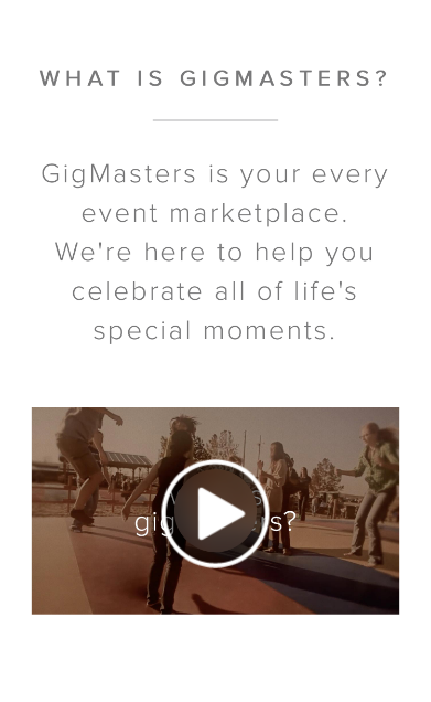 What Is GigMasters