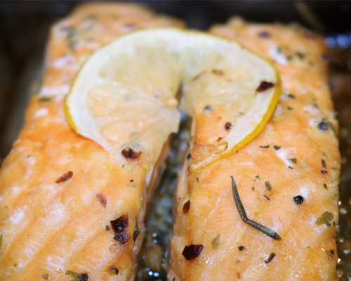 MealZac Salmon