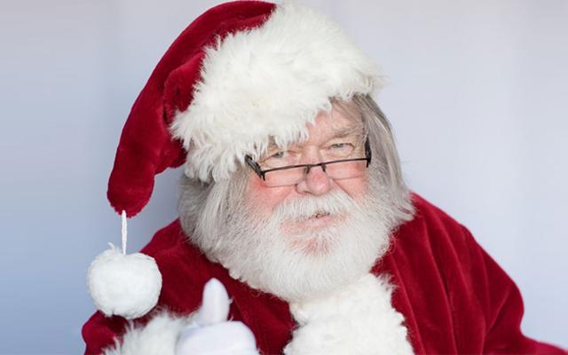 Real Beard Santa Joe
